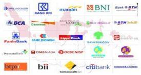 Daftar Bank di Indonesia Lengkap Dibagi Per Bagian