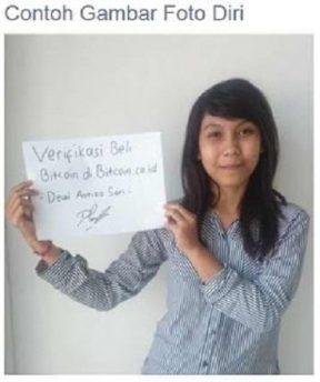 Cara Membuat dan Verifikasi Akun Bitcoin Indonesia Gratis