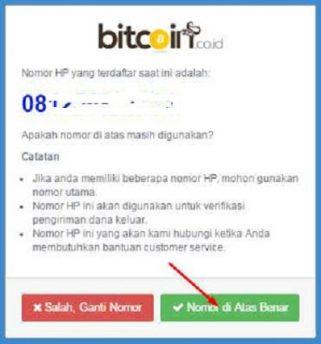 cara daftar bitcoin android cara daftar akun bitcoin cara daftar di land of bitcoin