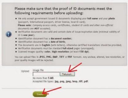 Panduan Cara Daftar OKpay dan Verifikasi Secara Gratis