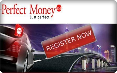 Cara Daftar Perfect Money dan Langsung Verifikasi