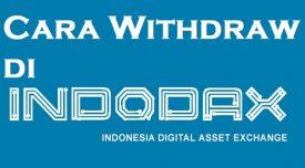 Cara Withdraw atau Penarikan Saldo di Bitcoin Indonesia ( Indodax.com )