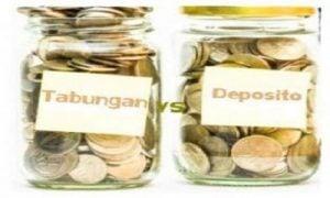 Perbedaan Tabungan dan Deposito, Penting Untuk Diketahui !