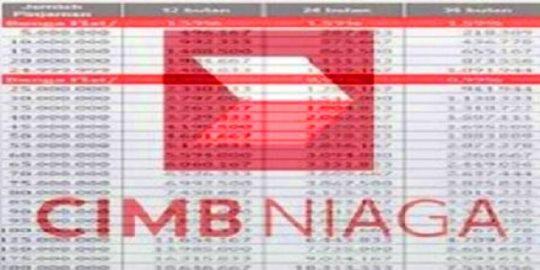 Cara Kredit di Bank CIMB Niaga dan Lengkap Dengan Persyaratannya
