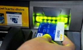 Beli Pulsa Token Listrik Via ATM Mandiri