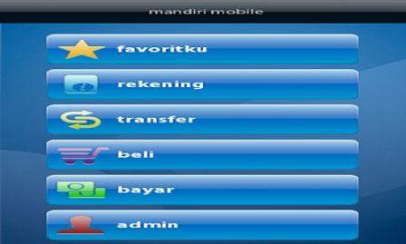 Cara untuk mendaftar Mobile banking Mandiri melalui ATM