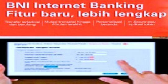 Cara Registrasi dan Aktivasi BNI Internet Banking Melalui ATM dan Online