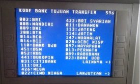 Kode Bank Mandiri Untuk Transfer Antar Bank Lengkap Dengan Panduan