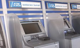 Cara Setor Tunai di ATM BCA Ke Rekening Bank
