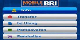 Mobile Banking BRI (m Banking BRI)