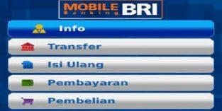 Cara Mudah Menggunakan Layanan Mobile Banking BRI (m ...
