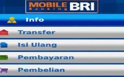 Cara Mudah Menggunakan Layanan Mobile Banking Bri M Banking Bri Zonkeu