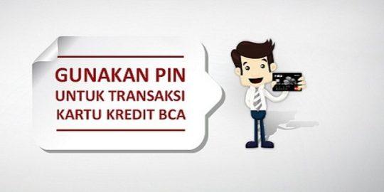 Cara Aktivasi Kartu Kredit BCA Via ATM dan Online