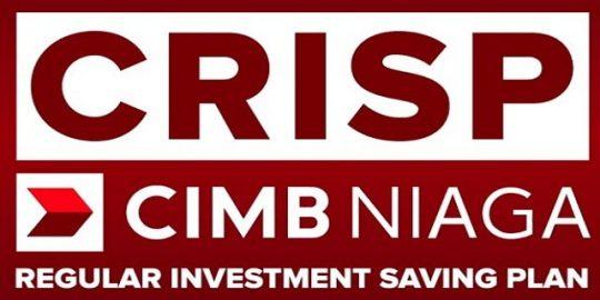 tabungan investasi CIMB Niaga CRISP Plus Tabungan Sekaligus Berinvestasi