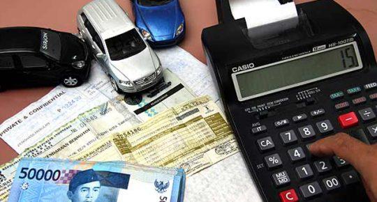 Cara Bayar Pajak Kendaraan Lewat ATM