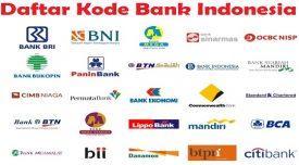 kode bank untuk transfer ke bank lain