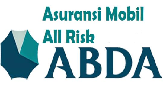 Premi Asuransi Mobil All Risk ABDA dan Total Loss Only (TLO)