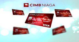 Jenis dan Manfaat Kartu Kredit CIMB Niaga Untuk Pengguna