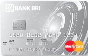 Jenis - Jenis Kartu Kredi BRI