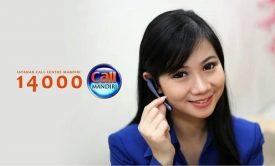 Call Center Bank Mandiri Layanan 24 Jam