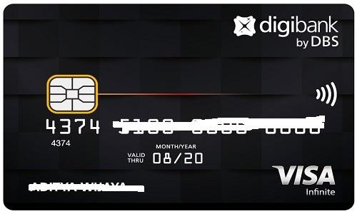 Digibank, Pilihan Kartu Kredit DBS Terbaik Untuk Nasabah ...