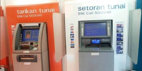 Cara Beli Pulsa di ATM BNI All Operator