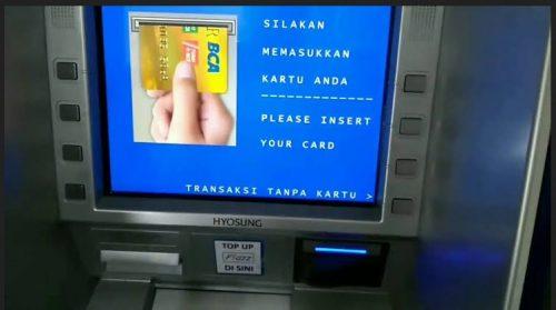 Cara Tarik Tunai BCA Tanpa ATM