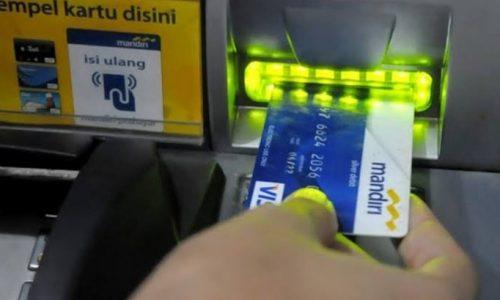 Cara Top Up OVO Lewat ATM Bank Mandiri