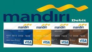 3 Jenis Kartu ATM Mandiri Yang harus Nasabah Ketahui