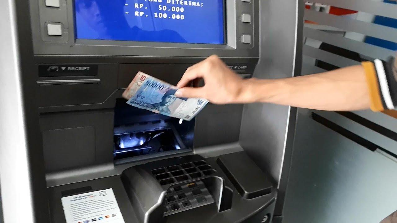 ATM Setor Tunai BRI