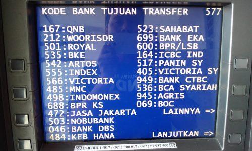 Apa Itu Kode Bank