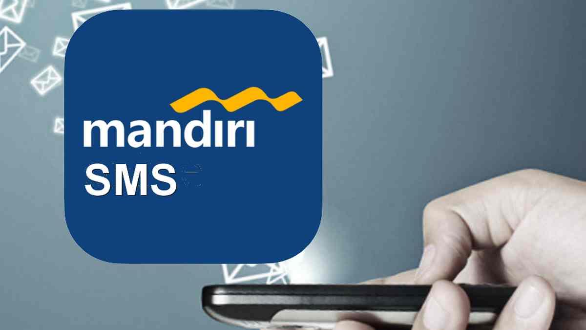 Cara Transfer Sesama Bank Mandiri Via SMS Banking