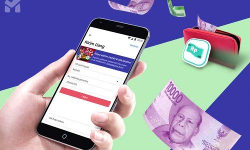 Cara Transfer Uang Ke Rekening Orang Tanpa ATM Melalui Aplikasi Ketiga