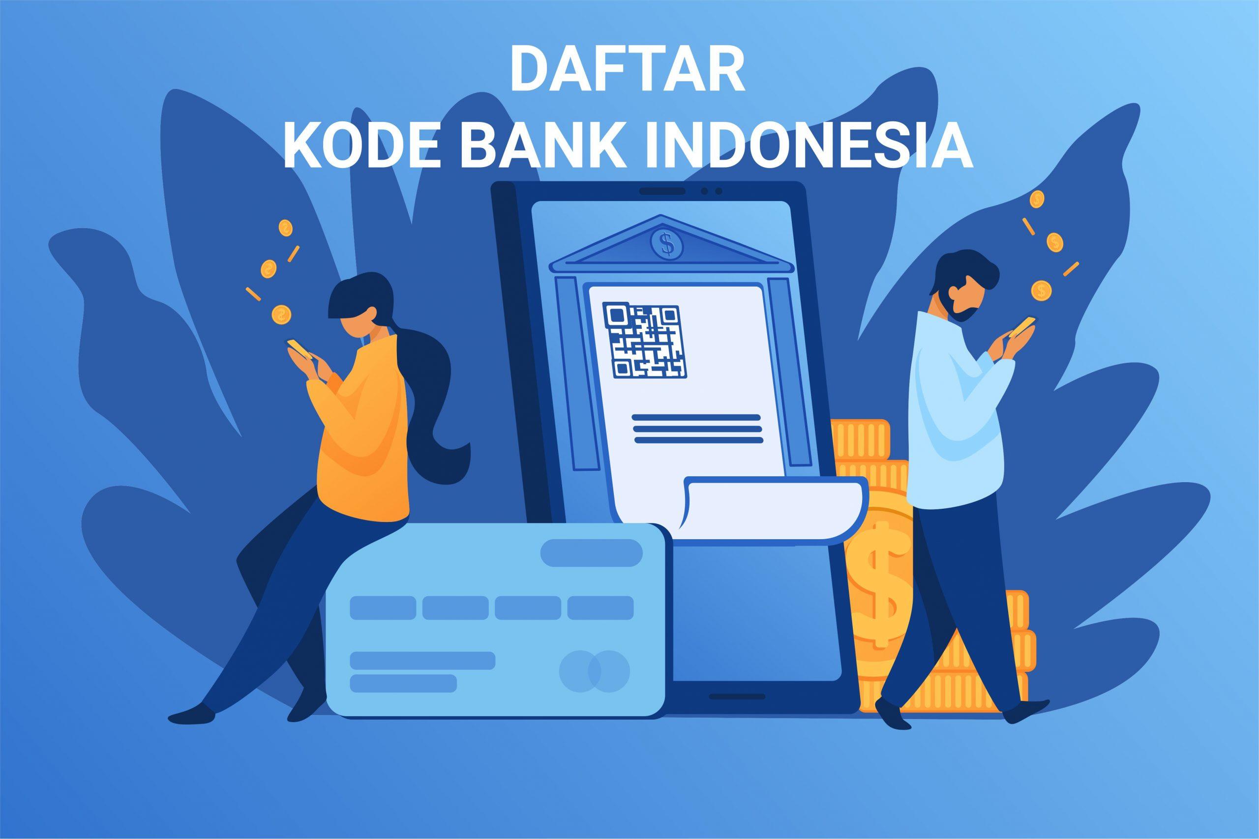 Daftar Kode Transfer Antar Bank