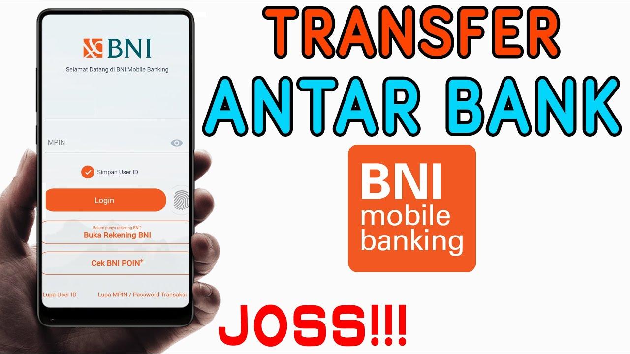 Transfer Antar Bank BNI